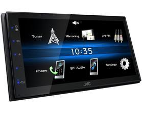 Radio samochodowe JVC KW-M25BT