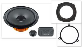 Głośniki samochodowe HERTZ DSK165.3 + DYSTANSE