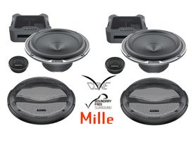 Głośniki HERTZ MPK165.3 PRO Mille + DEDYKOWANE DYSTANSE