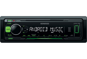 Radio KENWOOD KMM-102GY