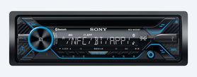 Radio SONY MEX-N4200BT z ekspozycji