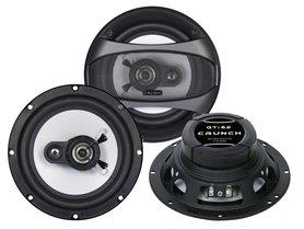 Głośniki samochodowe CRUNCH GTI62