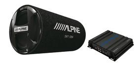 ALPINE SWT-12S4 + CRUNCH GPX500.2