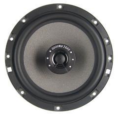 Głośniki samochodowe GROUND ZERO GZTF 16TX
