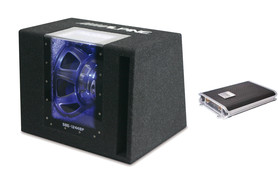 ALPINE SBG-1244BP + AUDIOMEDIA EX1200.5