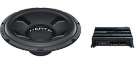 HERTZ DS 30.3 + SONY XM-N502