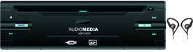 AUDIOMEDIA AMV342D