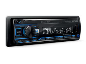 Radio samochodowe ALPINE UTE-204DAB