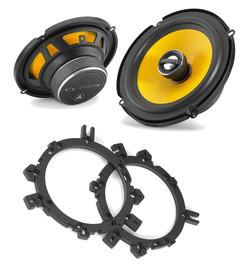 Głośniki samochodowe JL AUDIO C1-650X
