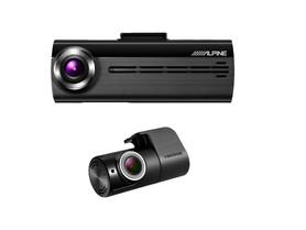 ALPINE DVR-F200 + ALPINE RVC-R200