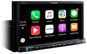 Radio samochodowe ALPINE iLX-702D