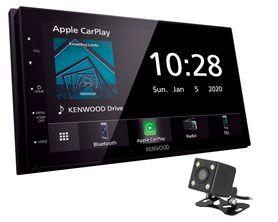 Kenwood radio DMX5020BTS + kamera LXA14