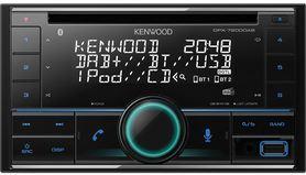 Radio KENWOOD DPX-7200DAB
