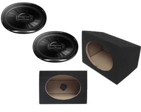 Głośniki Pioneer TS-G6930F + obudowy MDF
