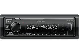 Radio Kenwood KMM-106