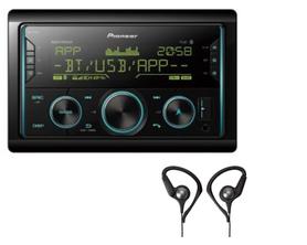 Pioneer MVH-S620BT radio + słuchawki Pioneer SE-E11