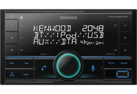 Radio Kenwood DPX-M3200BT