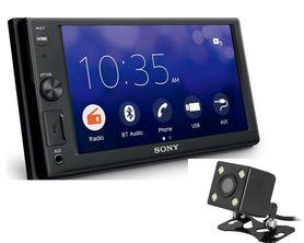 Sony XAV-1500 radio BT WebLink + kamera LXA14