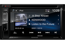 Radio Kenwood DDX318BT