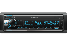 Kenwood KDC-X5200BT radio