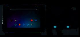 Pioneer SPH-8Tab-BT tabletowy system multimedialny