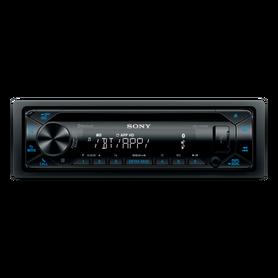 Radio Sony MEX-N4300BT z ekspozycji
