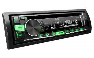Radio samochodowe JVC KD-R469E
