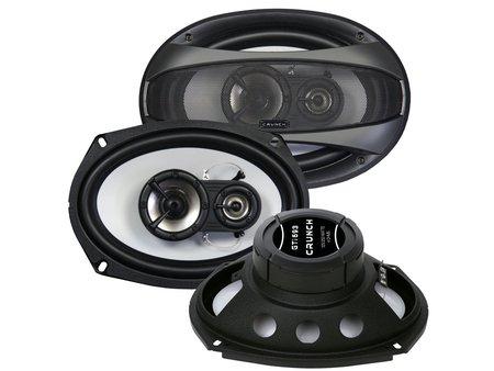 Głośniki samochodowe CRUNCH GTI693