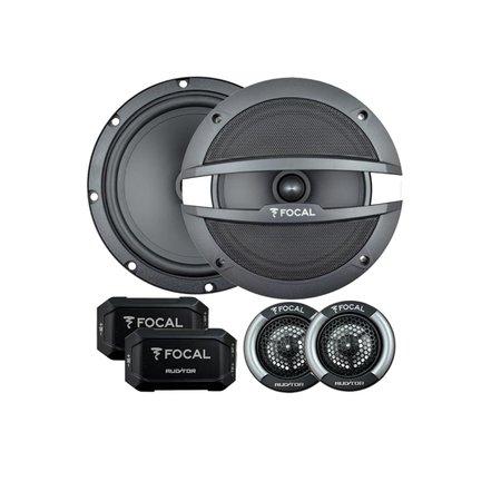 Głośniki FOCAL R-165S2 Auditor + MATY WYGŁUSZAJĄCE
