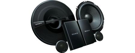 Głośniki samochodowe SONY XS-GS1621C