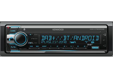 Radio samochodowe KENWOOD KDC-X7200DAB