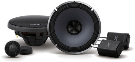 Głośniki samochodowe ALPINE X-S65C