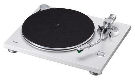 Gramofon TEAC TN-3B White