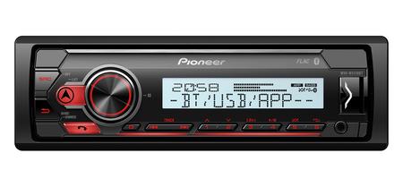 Radio samochodowe PIONEER MVH-MS410BT MARINE