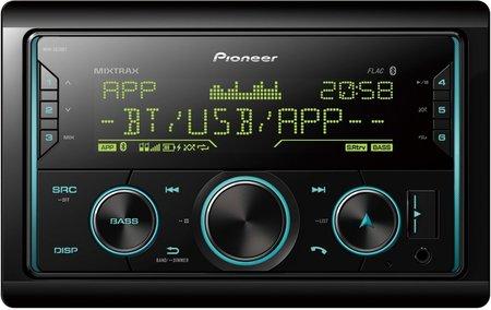 Pioneer MVH-S620BT radio