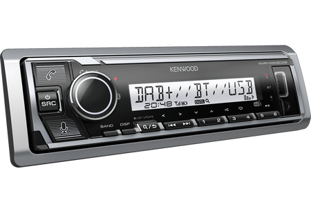 Radio Kenwood KMR-M506DAB marine