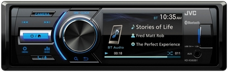 Radio samochodowe JVC KD-X560BT