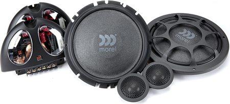 Głośniki Morel Virtus Nano 602 płytki montaż