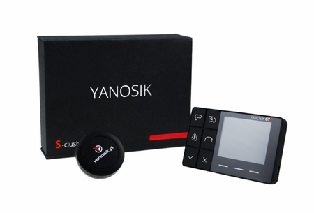 Yanosik S-clusive by GTR