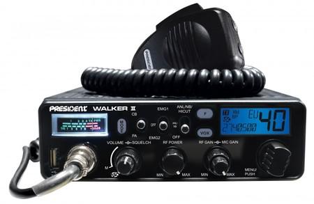 CB Radio President Walker II