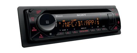 Radio do samochodu SONY MEX-N5300BT + Pendrive 4GB